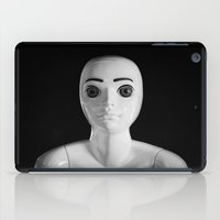 alien iPad Cases featuring Alien by Adrian Evans
