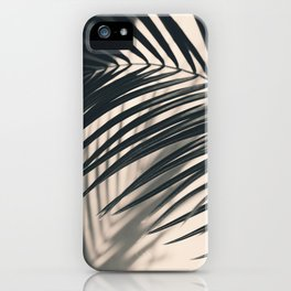 Gray Palm #2 iPhone Case