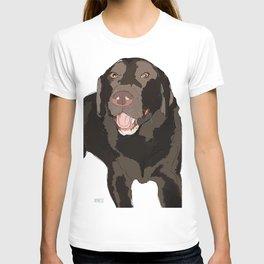 Chocolate Lab T-shirt