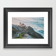 Point Reyes Framed Art Print