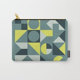 Mid Century Geometric 09 Carry-All Pouch