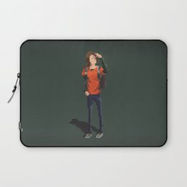 Ellie The last of us Pixel Art Laptop Sleeve