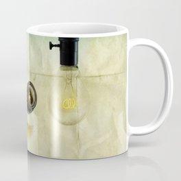 Fisheye Lens Goldfish Coffee Mug