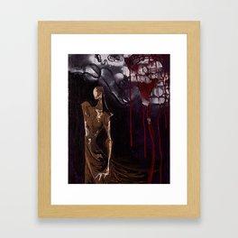 Oneania Framed Art Print