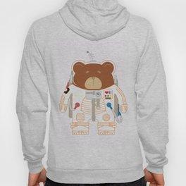 Oso Cosmonauta (Cosmonaute Bear) Hoody