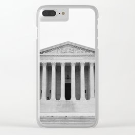 United States Supreme Court Clear iPhone Case