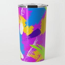 Lilac Emotions #3 Travel Mug