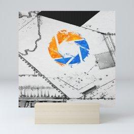 Aperture Vandal Mini Art Print