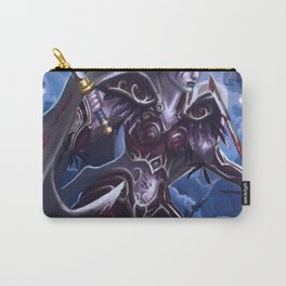 Fighting for her people Carry-All Pouch