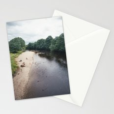 Along the river... Stationery Cards