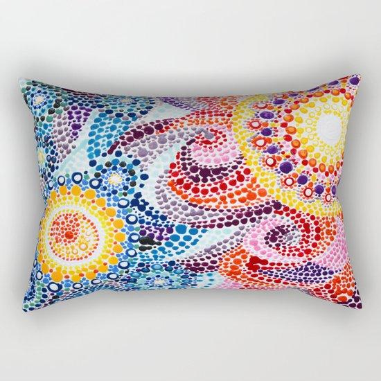 Celestial Rectangular Pillow