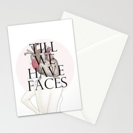 Till We Have Faces II Stationery Cards