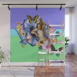 Aphrodite Colorblock Wall Mural