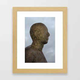 Another Place 3 Framed Art Print