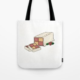 Battenberg Tote Bag
