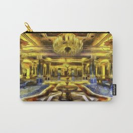 Vincent Van Gogh Palace Carry-All Pouch