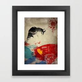 The One Framed Art Print
