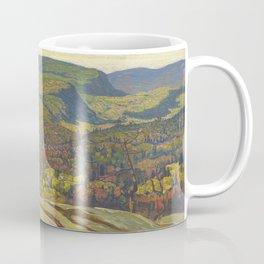 J.E.H. McDonald Forest Wilderness, 1921, McMichael Canadian Art Collection Coffee Mug