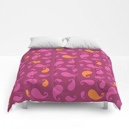 Paisley  Comforters