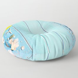 summer life style Floor Pillow