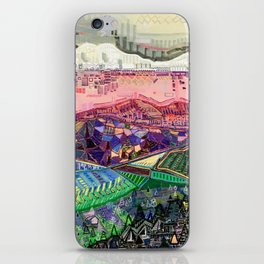 Big Mountians iPhone Skin