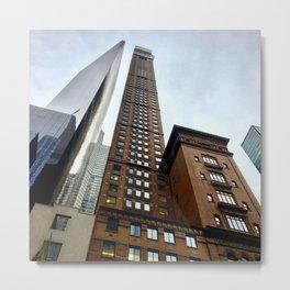 Midtown Skyscraper Metal Print