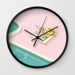 Take a Selfie Wall Clock
