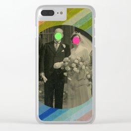 Wedding Portal 004 Clear iPhone Case