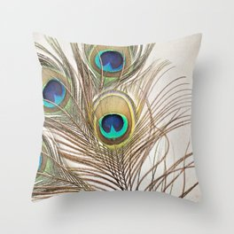 Exquisite Renewal Throw Pillow