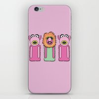 muppets iPhone & iPod Skins featuring Mahna Manha – The Muppets by Big Purple Glasses