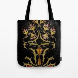 art nouveau Tote Bag