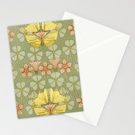 Maurice Pillard Verneuil - Martins-pêcheurs Stationery Cards