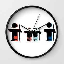 Familia Wall Clock