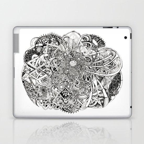 Inwards Laptop & iPad Skin