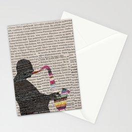 JAZZ-2 Stationery Cards