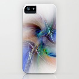 The Wings of Time iPhone Case