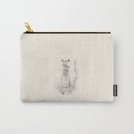 forgotten flowers Carry-All Pouch