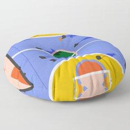 Hoops Floor Pillow
