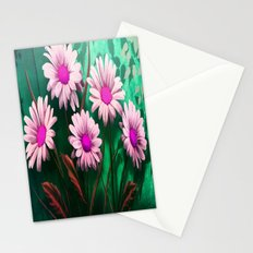 Mythical SunFlowers Stationery Cards