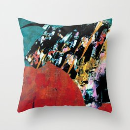 Plaza de Toros Throw Pillow