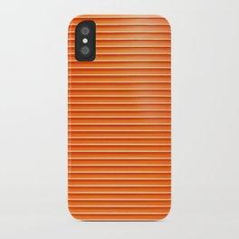 Rollin' Doors iPhone Case
