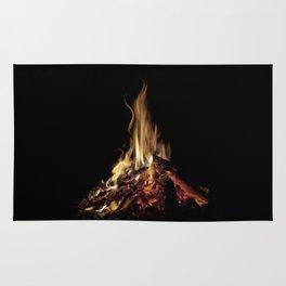 Fire Rug