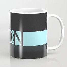 Tron Minimalist Coffee Mug