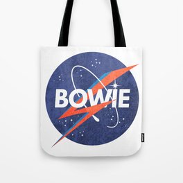 Iconic Bowie Tote Bag