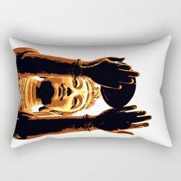 Offering of the Six Devas (Fruit) Rectangular Pillow