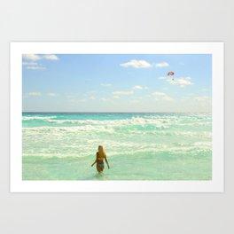 Sea Lust Art Print