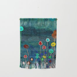 Spring Meadow Wall Hanging