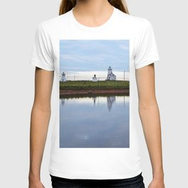 Wood Islands Provincial Park and Lighthouse T-shirt