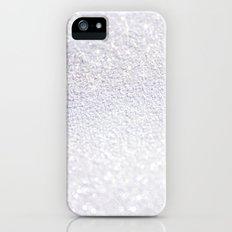 SPARKLING SNOWFLAKE Slim Case iPhone (5, 5s)