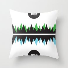 This & That Throw Pillow